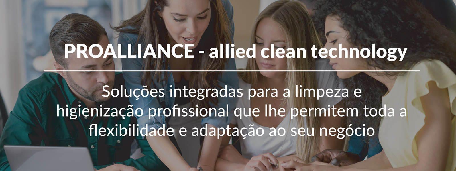 Proalliance - allied clean technology